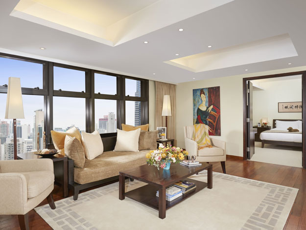 Penthouse - living room